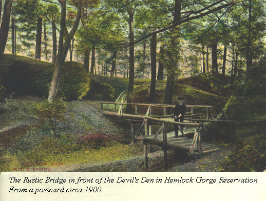 The Friends' Bridge c. 1900